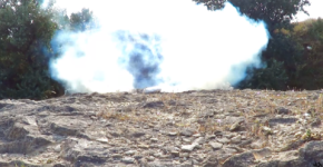 How to make a powerful smoke flare
