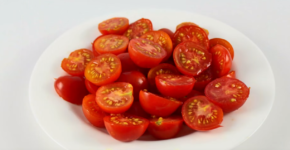 How to cut 19 tomatoes in a few seconds