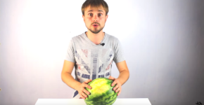 How to choose a ripe and sweet watermelon