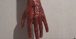 How to make zombie hands for Halloween