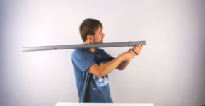 How to make a vacuum bazooka with a vacuum cleaner